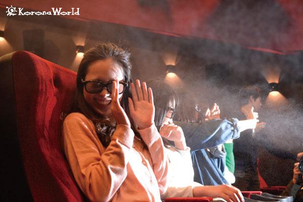 「4DX」と「MX4D」が見れる栃木県の映画館はココ!違いは何?