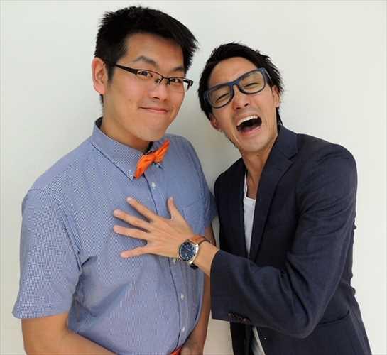 下野市出身のお笑いコンビ「しもつけ」がM1グランプリに初挑戦!