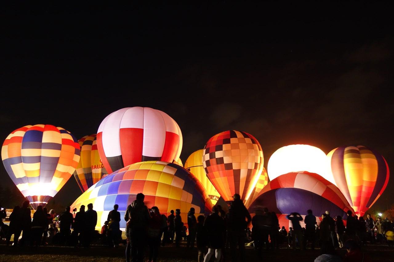 【小山市】おやまバルーンフェスタが11月12日・13日に開催されます