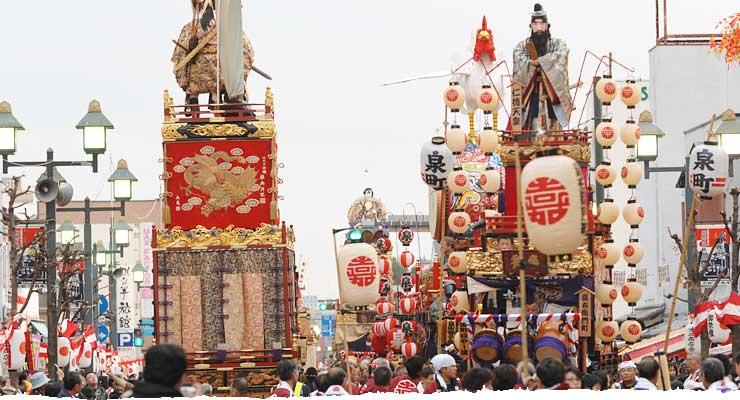 【栃木市】とちぎ秋まつりの開催日と内容、行った人の感想をチェック!