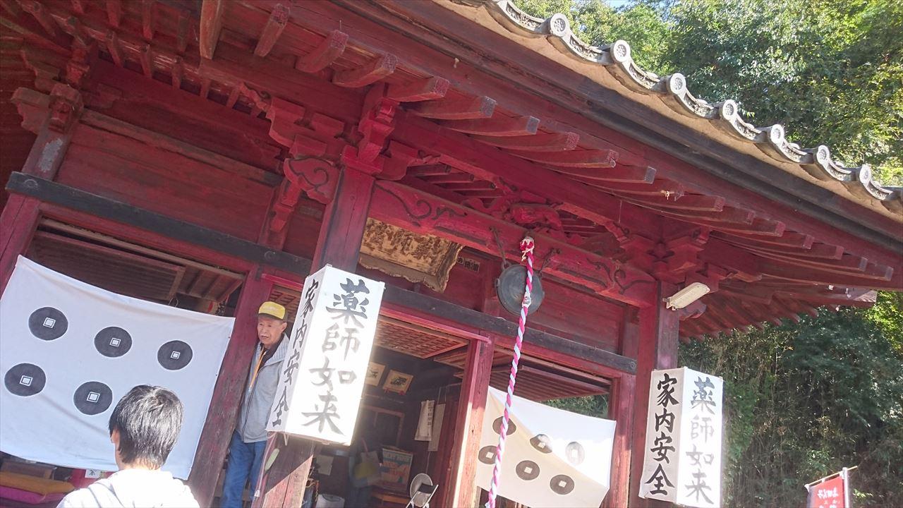 【体験レポート】真田丸で有名になった「犬伏新町薬師堂」を紹介【360度写真あり】