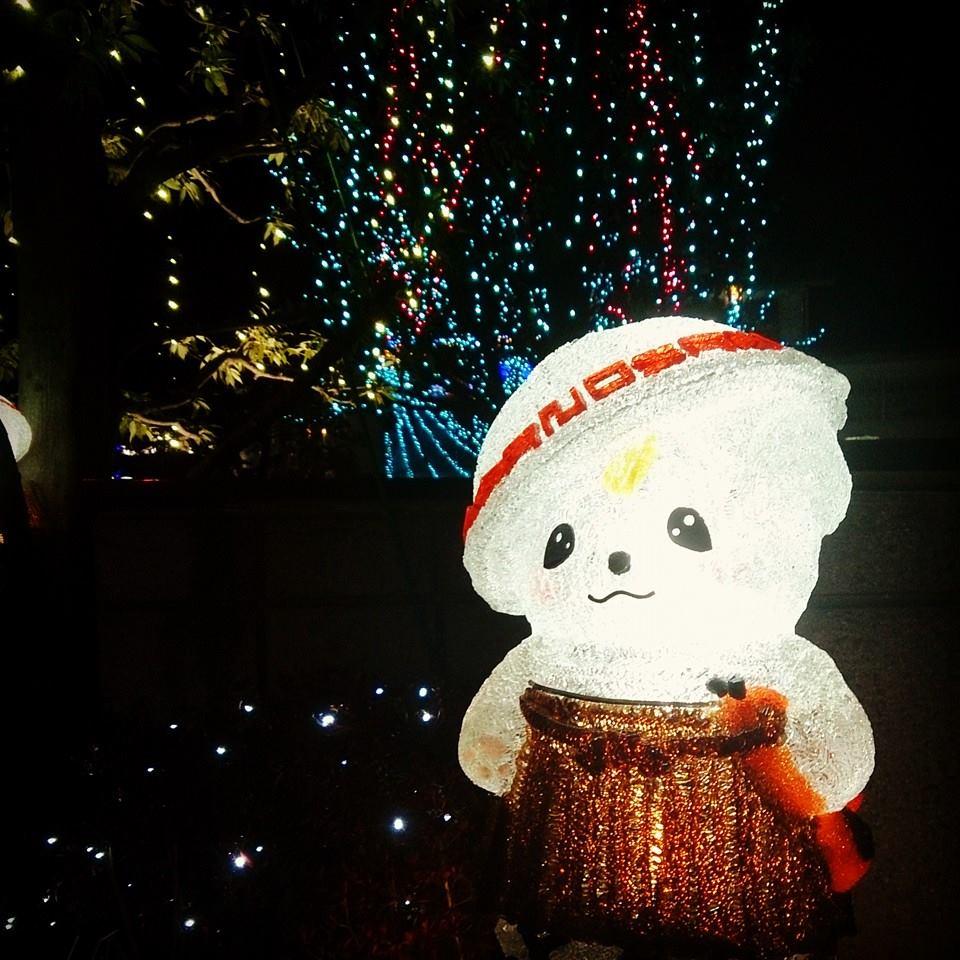 佐野駅前のイルミネーションが11月27日から始まります