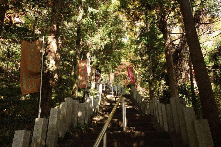 磯山弁財天の紅葉写真3