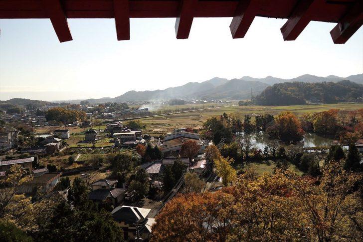 磯山弁財天の紅葉写真8