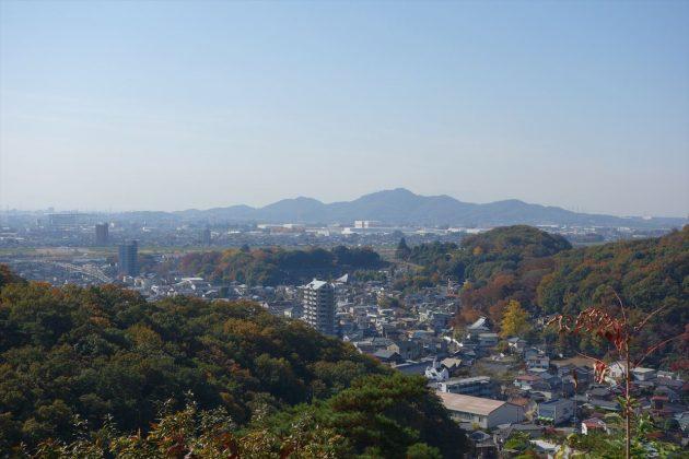 織姫公園からの遠景