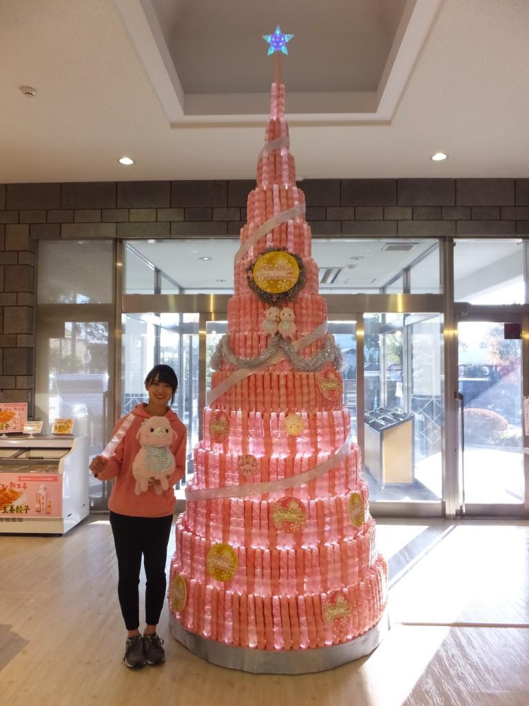 【栃木市】岩下の新生姜ミュージアムで「クリスマスイベント」が開催中です