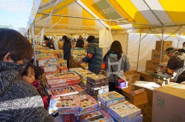 【壬生町】第45回おもちゃ団地チャリティーバザールが12月10日・11日に開催されます