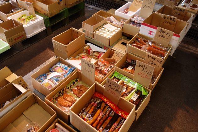 県南市場の年末特別開放の様子7