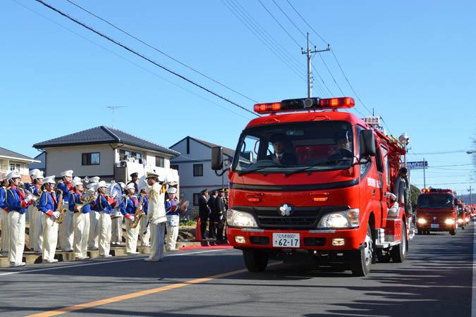 【宇都宮・佐野】消防出初式が開催されます(2017)