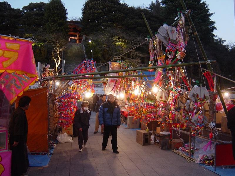 【宇都宮】二荒山神社で花市が開催されます