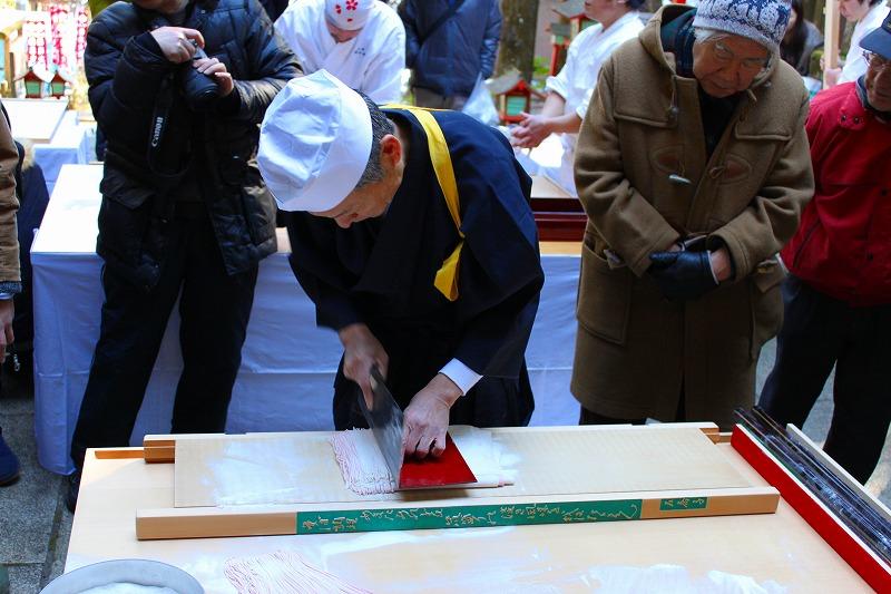 【栃木市】出流山満願寺で「寒晒しそば祭り」が1月20日に開催されます