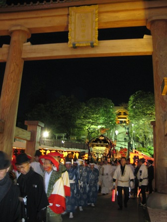【宇都宮】二荒山神社で春渡祭(おたりや)が開催されます