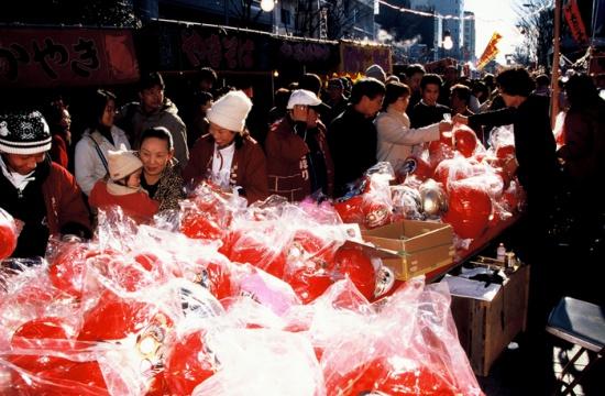 【宇都宮】上河原通りで初市が1月11日に開催されます