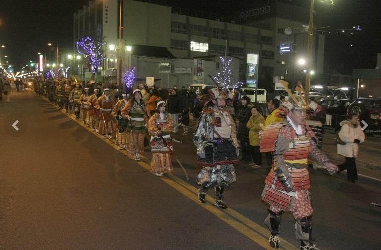 【足利市】節分鎧年越が鑁阿寺で開催されます