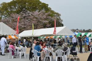 【小山市】おやま思川桜グルメまつりが開催されます|