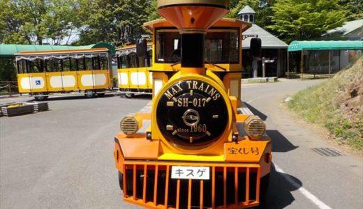 みかも山公園のフラワートレインが無料で乗れる日をチェック!