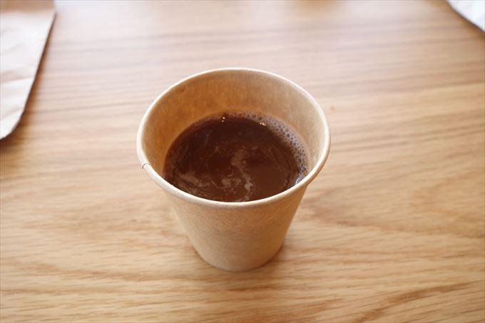 無料で飲めるコーヒー