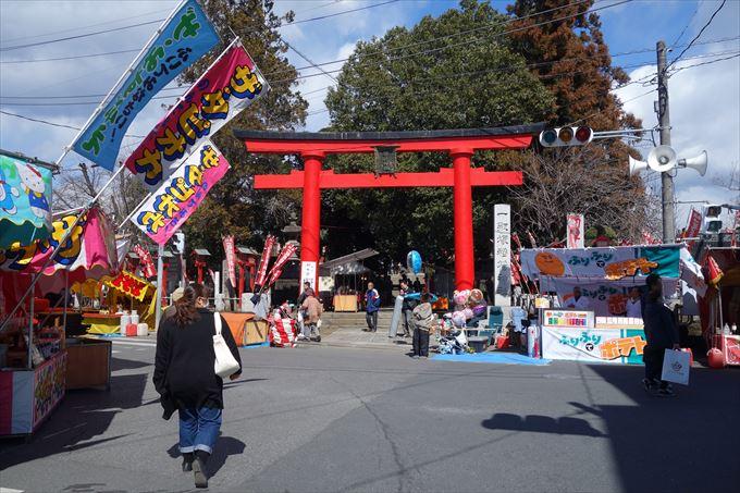 田沼初午祭り