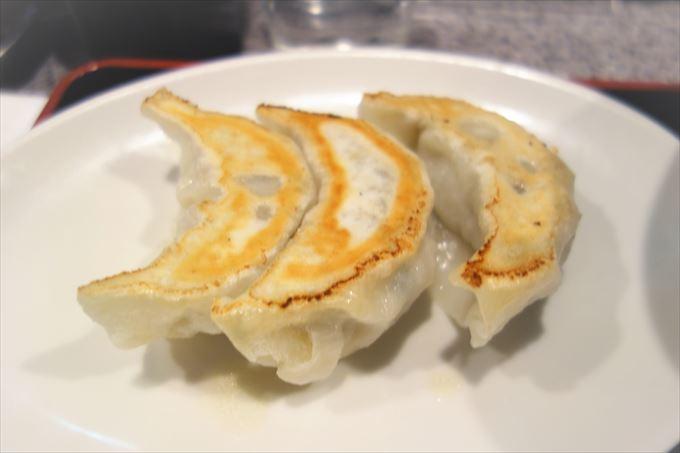 ラーメン大和の餃子