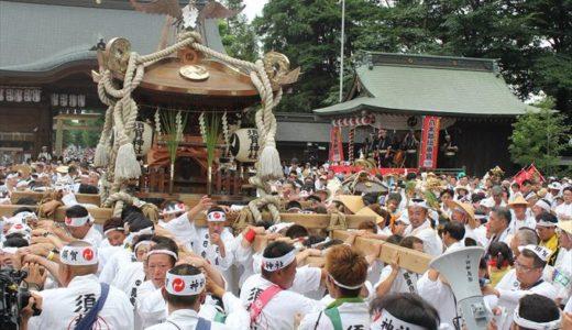 小山祇園祭ってどんなお祭り?開催日と内容、行った人の感想などを紹介します
