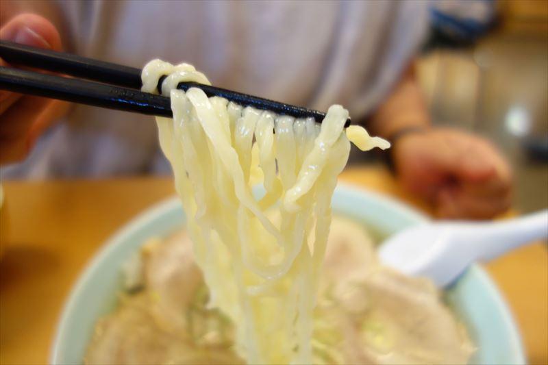 らーめん大金の麺