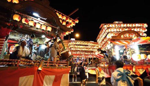 佐野市の葛生で開催される「八坂神社夏祭り」の開催日と内容をチェック!