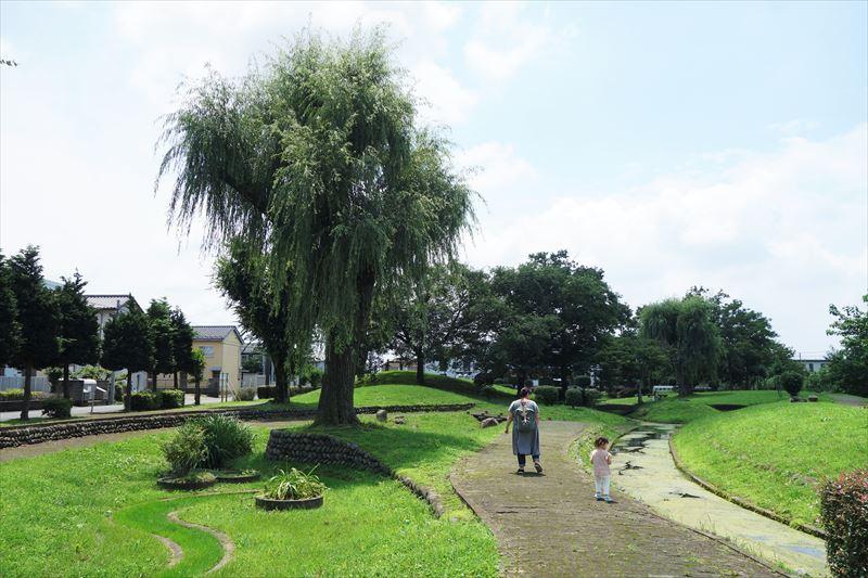 菊川第4公園の様子