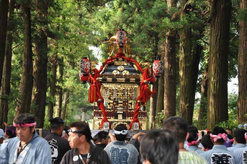 久下田祇園祭