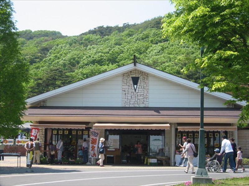 みかも山岩舟特産館