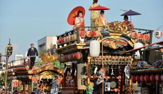 真岡の夏祭り「荒神祭」の開催日と内容、行った人の感想をチェック!