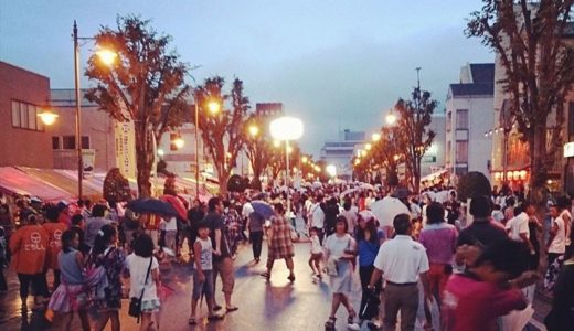 佐野市で開催される「さの秀郷まつり」の開催日と内容、行った人の感想をチェック!