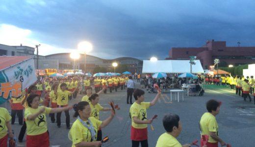 佐野市で開催される「たぬまふるさと祭り」の開催日と内容をチェック!