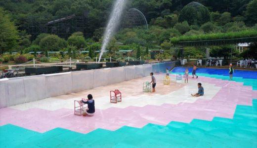 【体験レポート】あしかがフラワーパークの水遊びエリアを写真たっぷりで紹介!