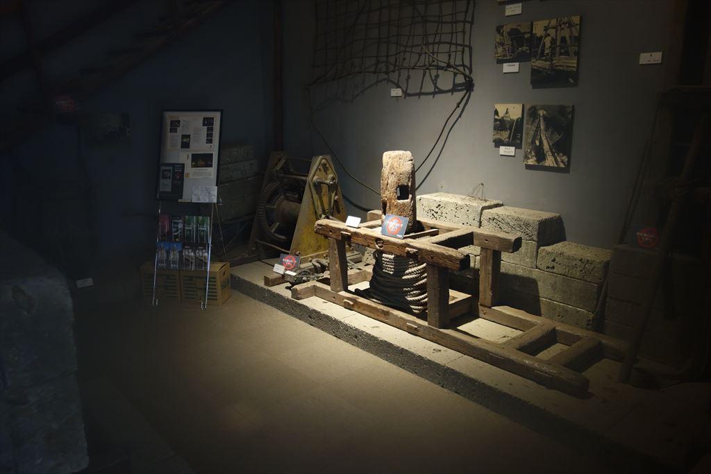 大谷資料館の展示内容