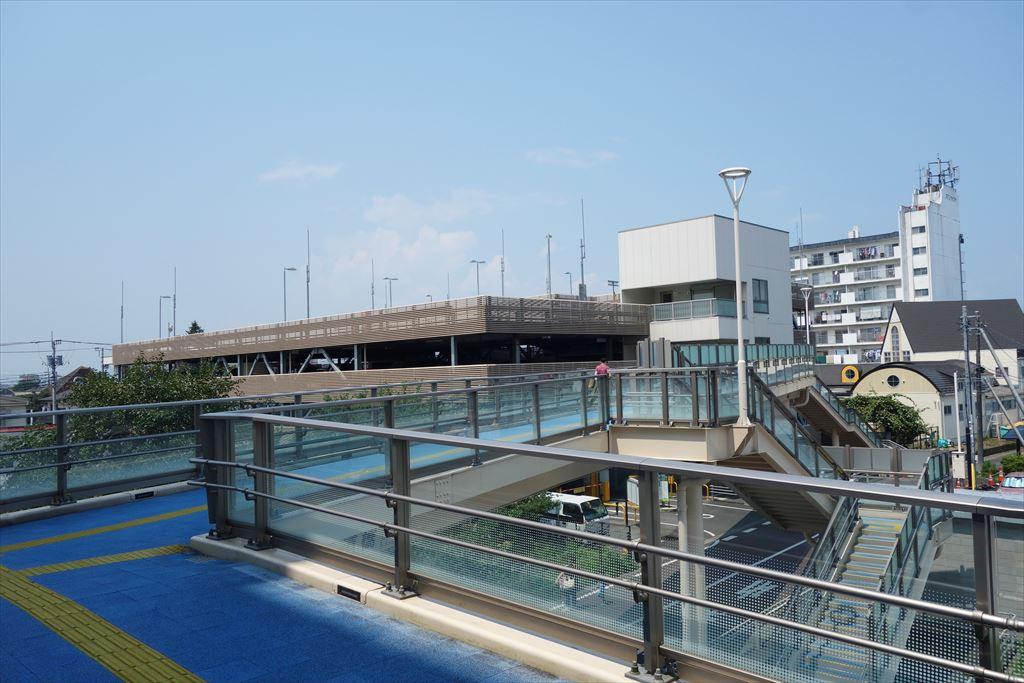 トコトコ大田原の立体駐車場
