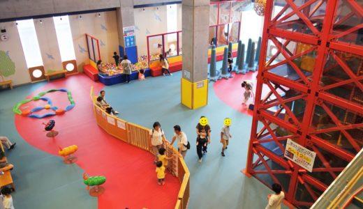 【体験レポート】トコトコ大田原「子ども未来館」は想像以上に楽しい室内遊び場