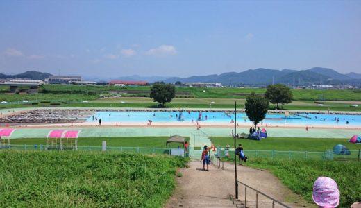 【体験レポート】渡良瀬ウォーターパーク|幼児でも遊びやすいプールが魅力!