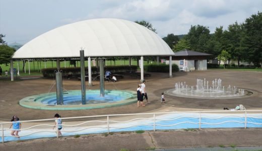 【体験レポート】なかがわ水遊園で水遊び!水の広場で遊んできました