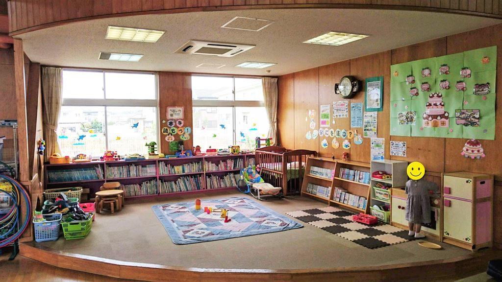 佐野市「児童館」のプレイルーム