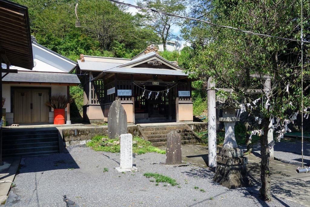 賀茂別雷神社の集合殿