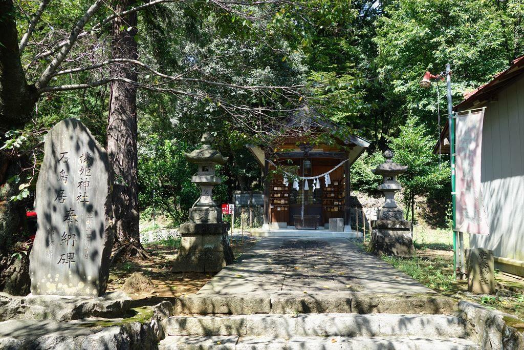 賀茂別雷神社の「産泰神社」と「機姫神社」