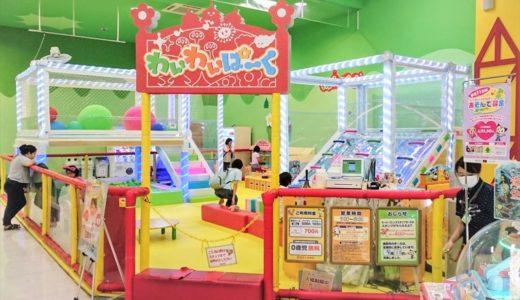 【体験レポート】モーリーファンタジーわいわいぱーく佐野新都市の遊具と料金を紹介します!