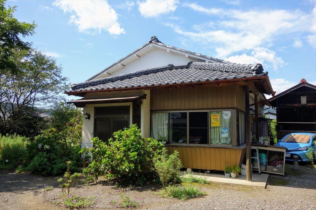 沼鉾神社の社務所