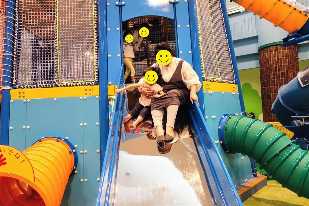 壬生町おもちゃ博物館の「きんぐとくぃーいん」の遊具3