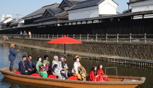 【栃木市】歌麿まつりが開催!歌麿道中の内容と行った人の感想をチェック!