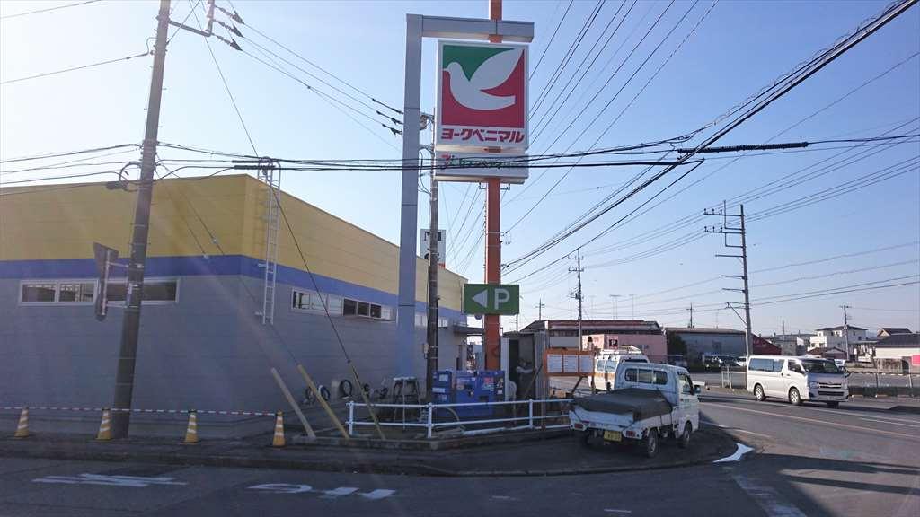 佐野市伊勢山町にオープンするマツモトキヨシの場所