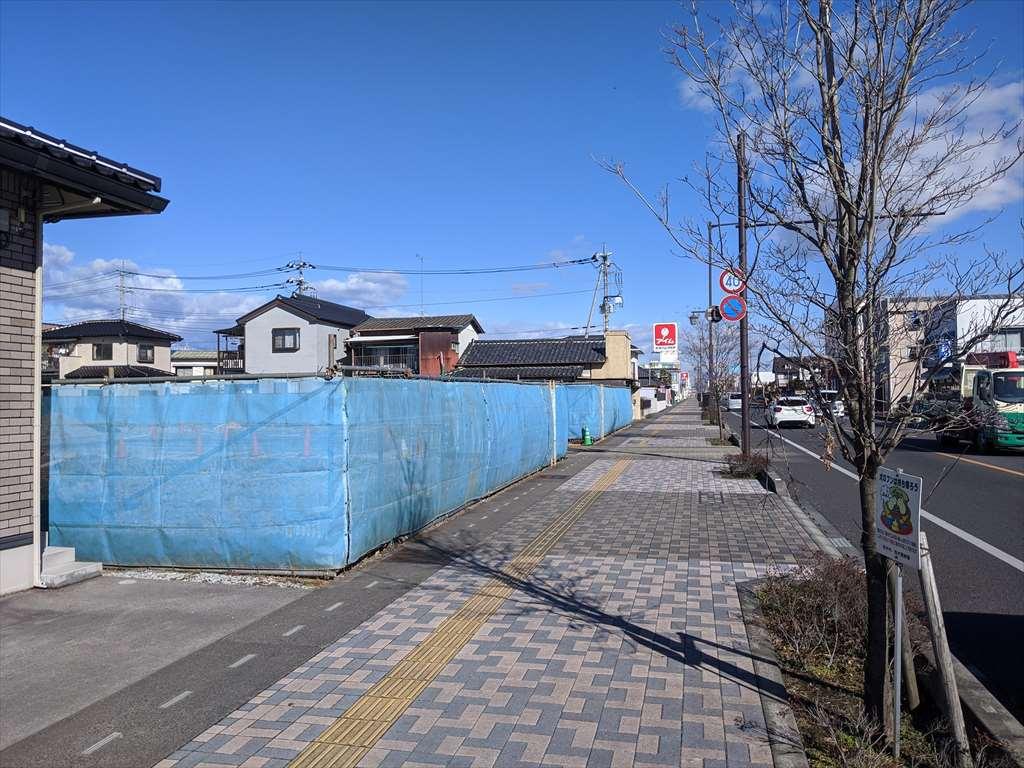 星乃珈琲店「栃木店」のオープン場所(アップ)