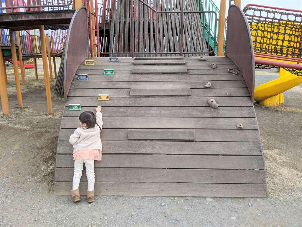 永野川緑地公園の大型複合遊具5